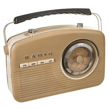 CAMRY CR1130BI - RETRO RADIO