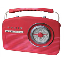 CAMRY CR1130R - RETRO RADIO