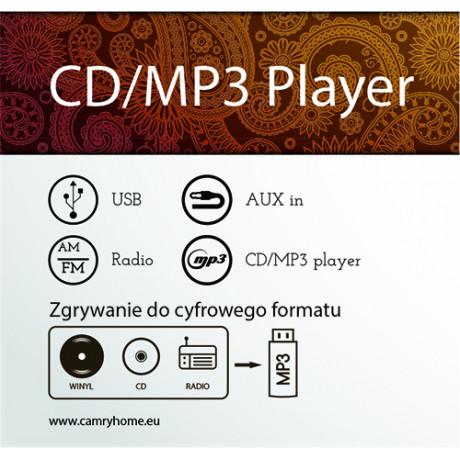 CAMRY CR1111 - MUZIČKI CENTAR